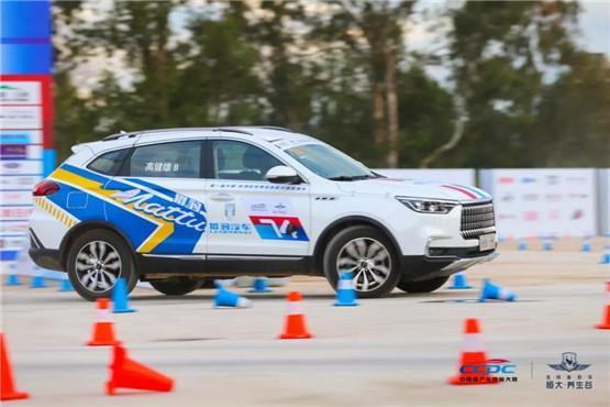 2019量产车性能大赛在昆明收官;猎豹Mattu轻松应对高反