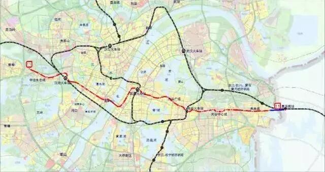 襄阳市地铁规划_襄阳积极谋划地铁:规划5条主线及1条支线_大楚网_腾讯网