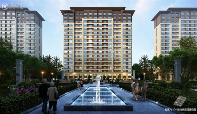 新亚洲风格建筑_户型面积112-165㎡,全18层小高层精装住宅,采用新亚洲建筑风格,让建筑
