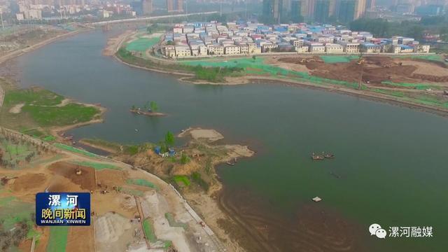 厲害!漯河沙澧河風景區又有大手筆 全河南都羨慕!