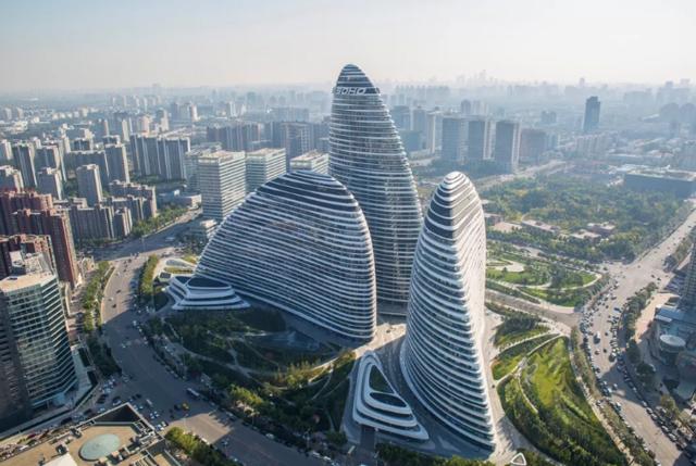 SOHO中国2018年实现租金收入17.35亿