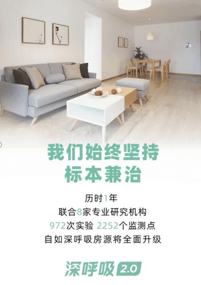 自如与万华战略合作 成长租行业首个大规模引入无醛板企业