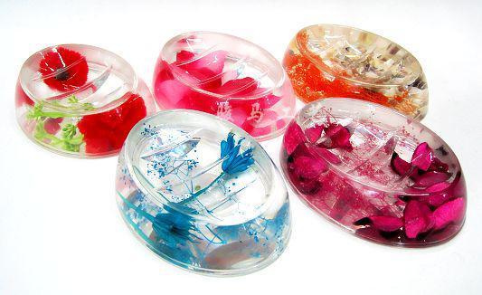 diy水晶手工香皂 拒絕生活的枯燥圖片
