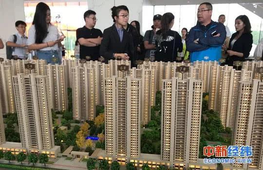 多个一二线城市楼市价跌量升 现在是买房的好时机?