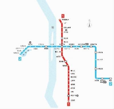 地鐵1號線試運營 長沙進入地鐵2.0時代圖片