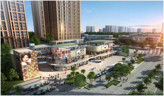 商业综合体_石桥铺打造特色楼宇经济 四大商业综合体蓄势待发