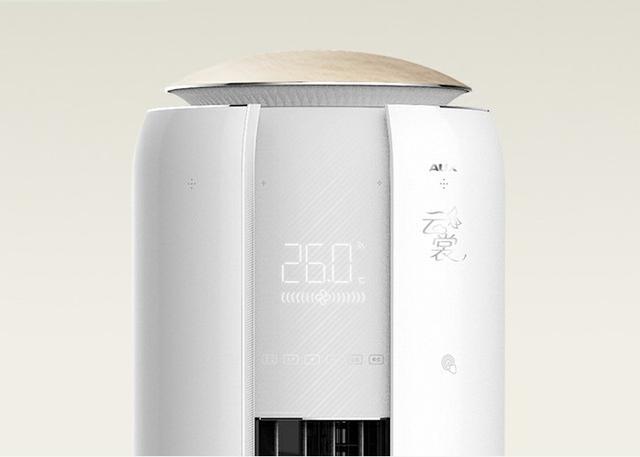 集颜值与品质于一身 奥克斯Y5云裳智能柜机正式亮相