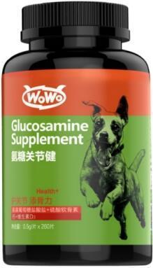 怎么鑒別狗狗有關節炎?WOWO氨糖關節健有妙招