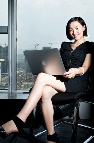 章艳内衣_华俊商业总经理杨章艳:时尚是有质感的生活