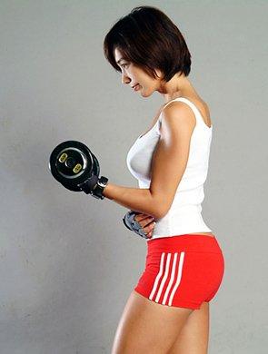 操十岁少女_这套操你值得拥有,49岁韩国辣妈十年不发胖的秘诀