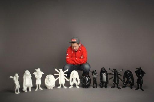 腾讯网大连站_中国当代艺术的潮流先锋,青年艺术家张权_地方站_腾讯网