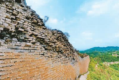 怎样保护文物古迹_长城:不改变原状才是保护_频道_腾讯网