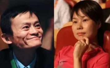 马云的妻子,背景也相当惊人!