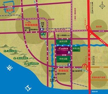 南通开发区地图 南通开发区春天花园 烟台开发区地图全图
