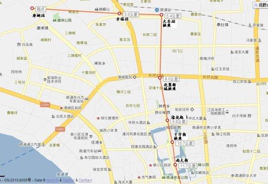 数据 资讯  2005年火车站落户港闸;2008年苏通大桥通车;2013年南通人