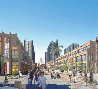 中国(海安)义乌国际商贸城 项目正在开工