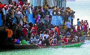 海地政府公布地震中遇难人数超过20万