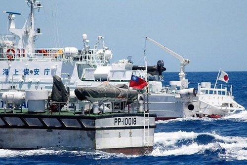 今日钓鱼岛军事新闻_台海巡舰今日赴钓鱼岛海域操演 马英九称要常去_新闻_腾讯网