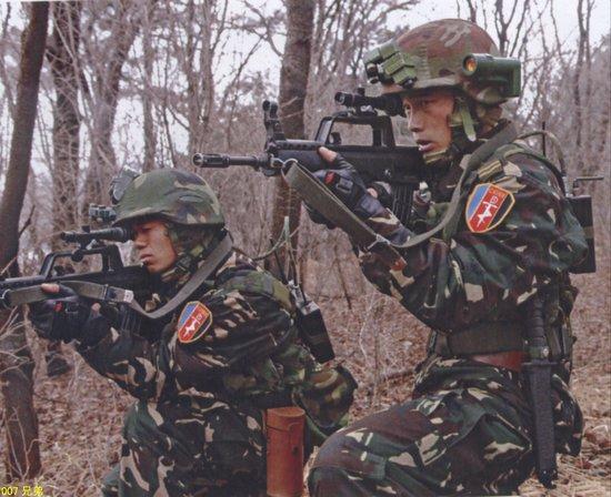 中国特种兵部队电影_我侦察兵单兵终端直链空军指挥所 能遥控自毁_新闻_腾讯网