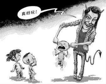 虐童女教师_浙江虐童教师曾是人气老师 感情受挫向孩子发泄_新闻_腾讯网