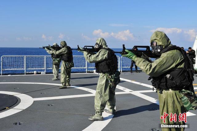 俄国防部:蒙俄海军舰艇在地中海召开联合演习