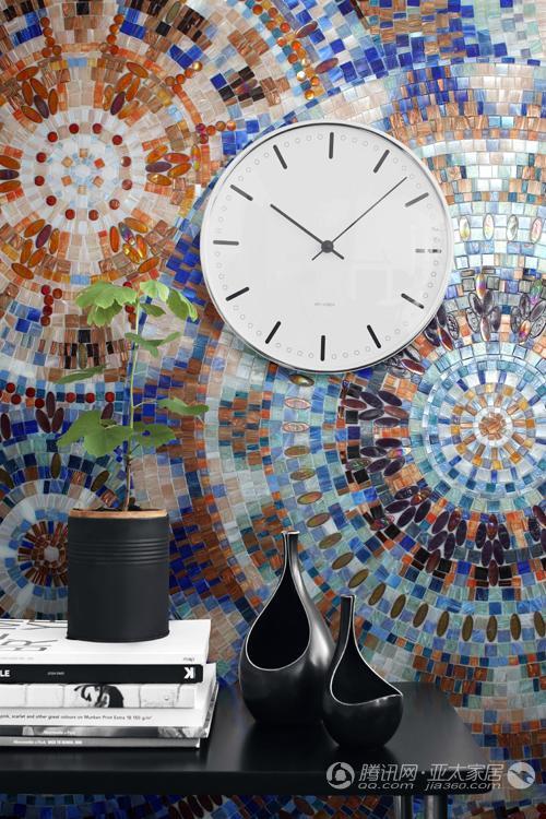 无马塞克_陶瓷马赛克一款极具艺术表现力的产品,无论是单色,混铺,拼花还是铺