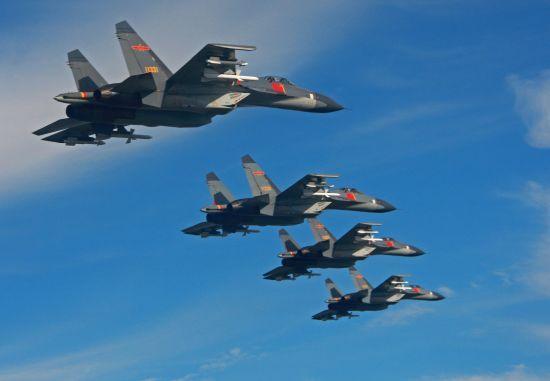 空军发言人:中国管控东海防空识别区常备不懈