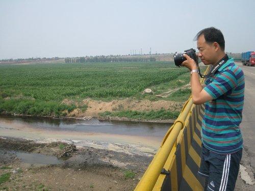 中国环保英雄马军获2012年戈德曼环境保护奖