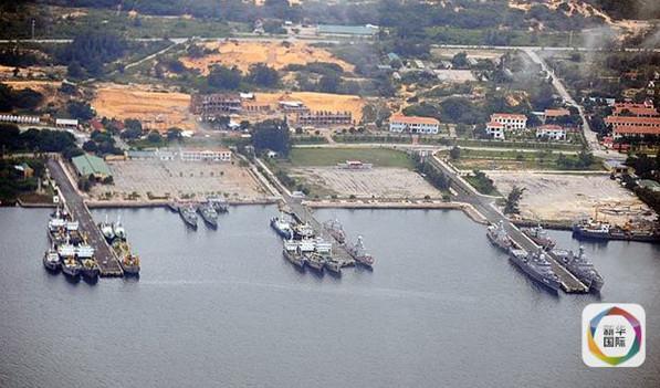 1979越南战争视频_越南为什么要拿金兰湾拉拢美俄?_新闻_腾讯网