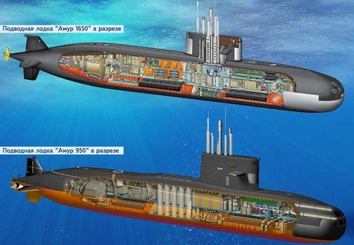 阿穆尔级潜艇_俄媒:中国元级潜艇噪声过大 无奈再外购俄艇_新闻_腾讯网