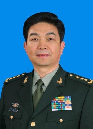 国防部长常万全被查_李克强提名常万全为国防部部长人选_新闻_腾讯网