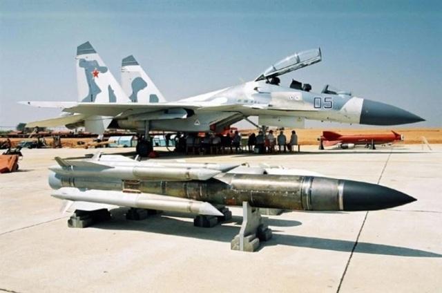 欧美31p_我国引进kh-31p超音速反辐射导弹,不仅国产化还应用其技术发展出鹰击