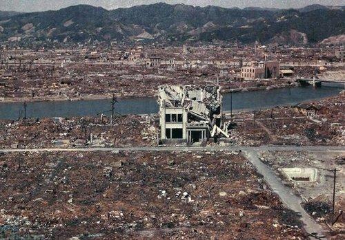 日本地�_日本广岛将为原子弹轰炸遇难者举行悼念仪式