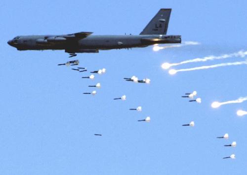 军事资讯_军事最新资讯美国将派遣3架b-52战略轰炸机赴欧洲参与