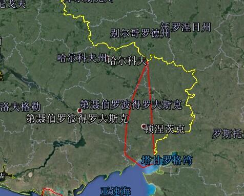 为何马航MH17会穿越战区?