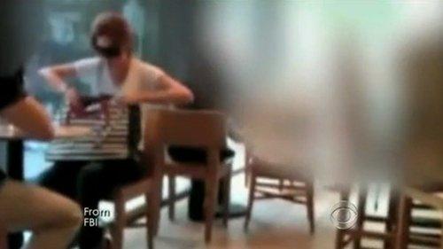 美国公布俄罗斯美女间谍与FBI卧底见面视频