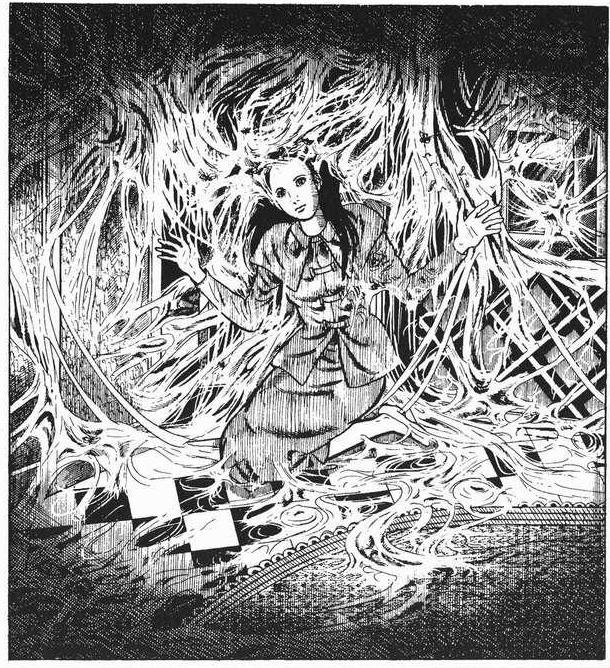 惊悚悬疑漫画《整容液》,到底是什么鬼?