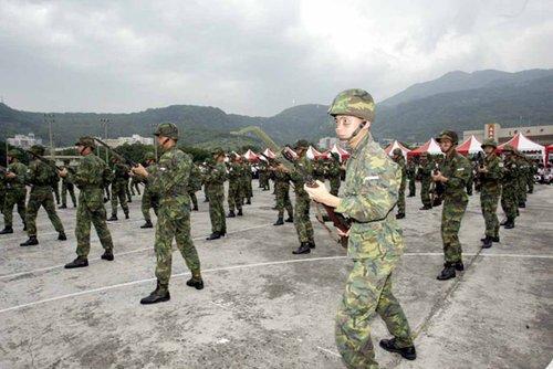 2013台海局势_港媒称台海局势和平稳定 台湾征兵制步入历史_新闻_腾讯网