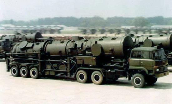 中国二炮导弹数量_中国二炮核威慑力量仍然偏弱