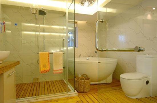 家有小孩 衛生間裝修需更小心