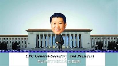中国历代领导人漫画_中国历任领导人漫画像盘点_新闻_腾讯网
