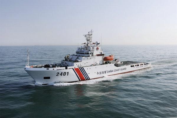 今日钓鱼岛军事新闻_中国3艘海警船今日进入钓鱼岛12海里领海巡航_新闻_腾讯网