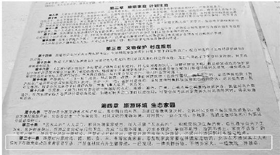 """""""江南丽江""""古村禁犬 捕杀86条送敬老院老人吃"""