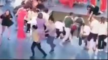 福建漳州儿童活动现场舞台坍塌