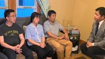 专访章莹颖家人和男友