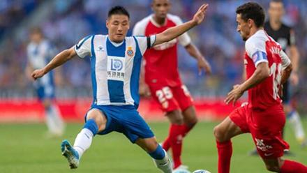 西班牙人0-2无缘西甲开门红 武磊制造点球被VAR取消