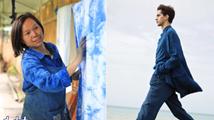 贵州织女20年培训万名织女,把24节气染成布,登上巴黎时装周