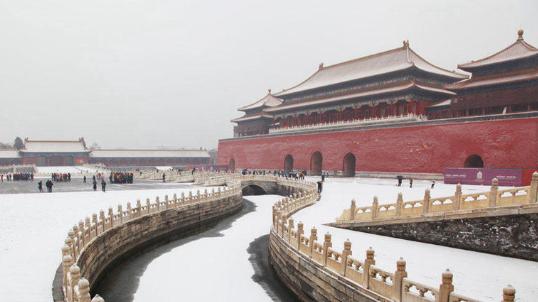 Les belles vues de Beijing