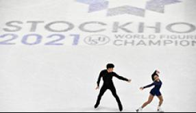 China earns 5 figure skating spots for Beijing 2022 in Stockholm worlds