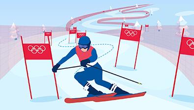 高山滑雪,w88下载会皇冠上的明珠